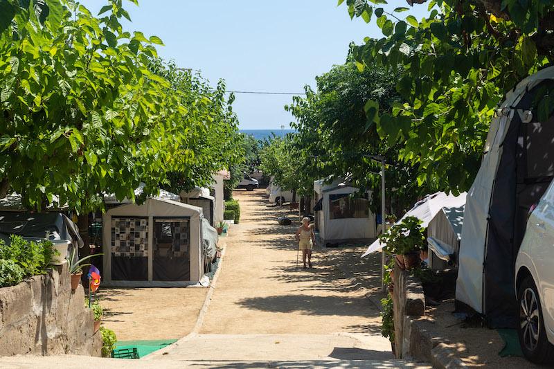 Proyecto realizado a Camping Costa Dorada