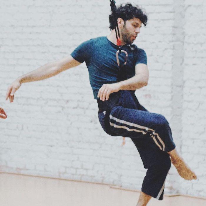 Proyecto realizado para Vuela Danza Aerea Madrid
