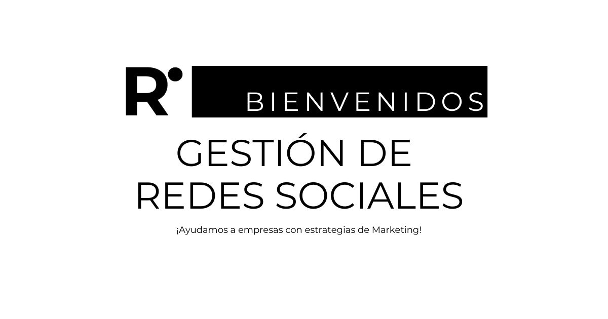 Gestión de Redes Sociales - Ricard Puig